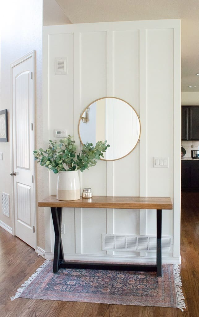 Benjamin Moore Chantilly Lace Paint Review - Making Home ...